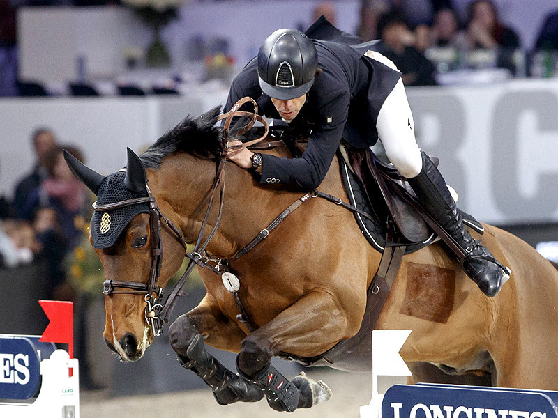 Eduardo Álvarez Aznar qualified for the Final of Longines FEI Jumping World Cup in Göteborg