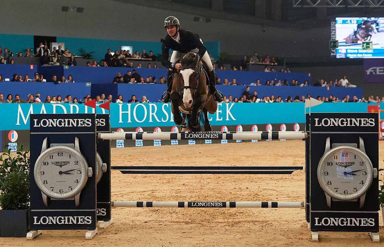 Last stage of the Western European League of the Longines FEI Jumping World Cup
