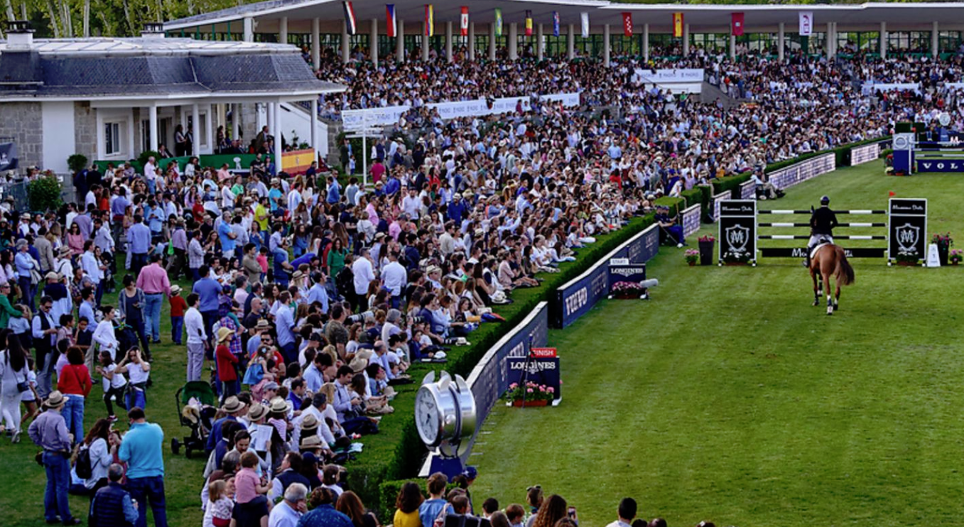 Ifema Madrid Horse Week sponsors the 1st class of the 109th edition of the International ShowJumping Competition in Madrid