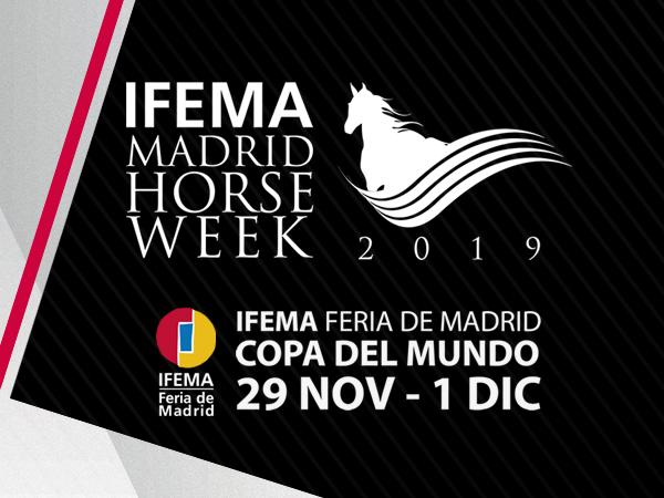 Resultado de imagen de Madrid Horse Week 2019